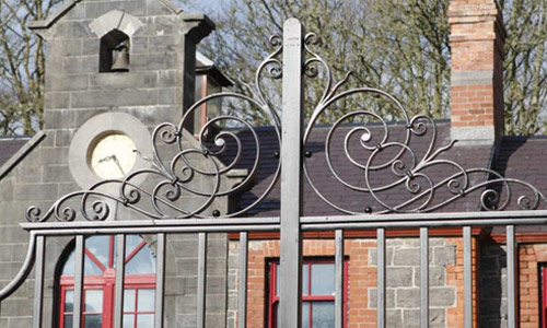 john-hogan-hand-forged-ironwordk-georgian-art-nouveau-gates-blacksmith-mayo-ireland-gates-header