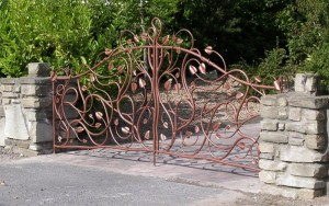 john-hogan-hand-forged-ironwork-georgian-art-nouveau-gates-blacksmith-mayo-ireland-gates-2-12